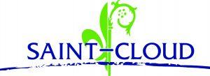 Logo de la ville de saint Cloud