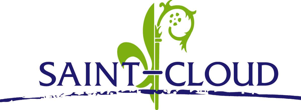 Logo de la ville de saint Cloud relais assistantes parentales maternelles
